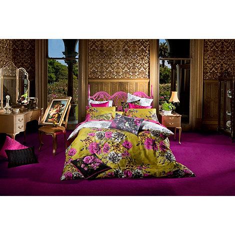 Kas - Dark yellow +Katia+ bed linen