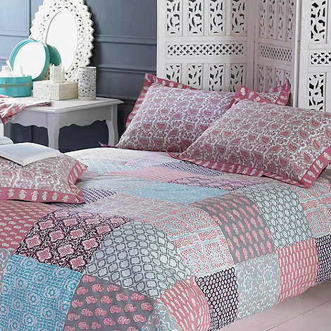 Monsoon Home - Pink +Milana+ bed linen