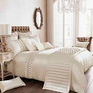 Kylie Minogue Cream 'Felicity' bed linen