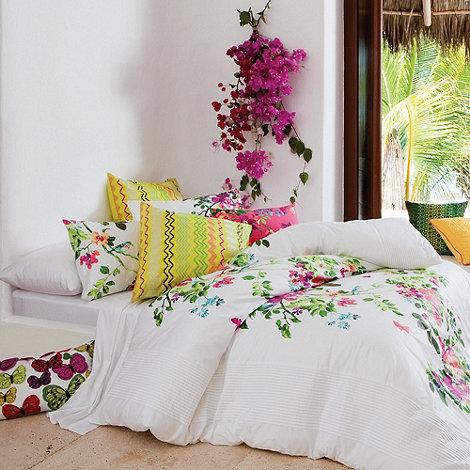 Kas - White +Chintz+ bed linen