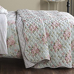 Ditton Hill - Polly Bedspread & 2 pillow shams