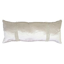 Kylie Minogue at home - Kylie Minogue 'Hotel Oyster' Ivory Cushion