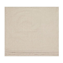 RJR.John Rocha - Set of two natural pleated napkins