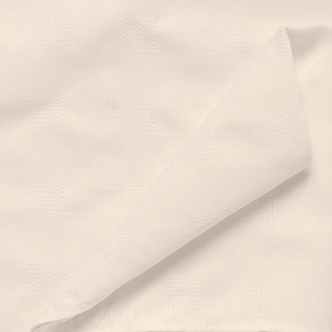 J by Jasper Conran - Set of four ivory +Kensington+ checked napkins