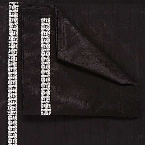Star by Julien Macdonald - Set of two +Glitz+ napkins