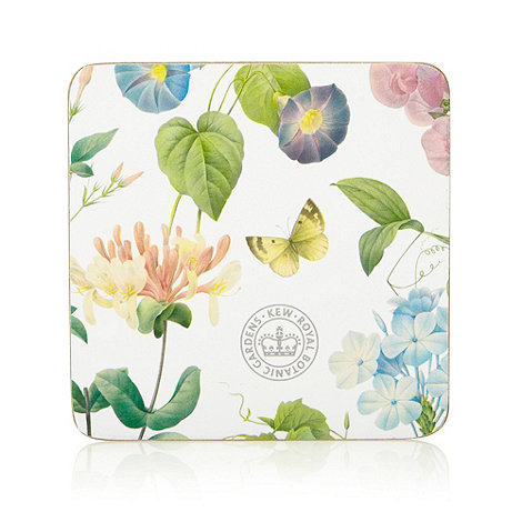 Creative Tops - Pack of six luxury floral coasters