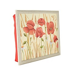 Creative Tops - Red poppy field lap tray