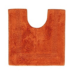 Home Collection - Orange luxury reversible pedestal