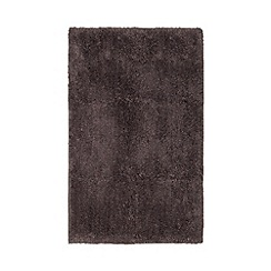 Home Collection Basics - Dark grey microfibre bathmat