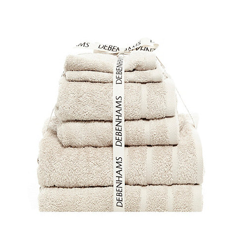 Home Collection Basics - Taupe super soft towel bale