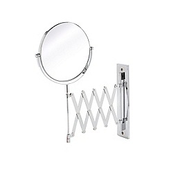 J by Jasper Conran - Silver extendable mirror