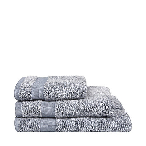 J by Jasper Conran - Light blue +Country Modern+ cotton towels