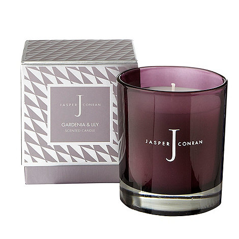 J by Jasper Conran - Garden lily scented votive candle