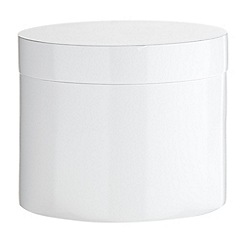 J by Jasper Conran - Designer white storage pot