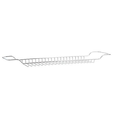 J by Jasper Conran - Designer stainless steel bath bridge
