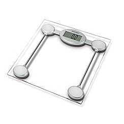 Salter Glass electric scale - 9018