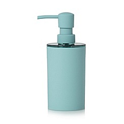 Home Collection Basics - Aqua soft touch soap dispenser
