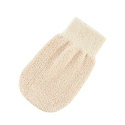 Hydrea London - Exfoliating cotton mitt