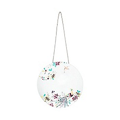 Butterfly Home by Matthew Williamson - Designer Chinoise round mirror
