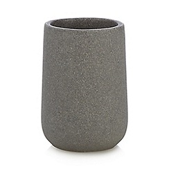 RJR.John Rocha - Stone toothbrush holder