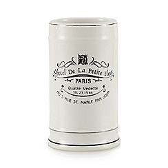 Home Collection - Ceramic 'Paris' toothbrush holder