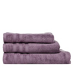 Christy - Purple towel