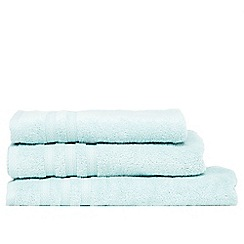 Christy - Blue towel