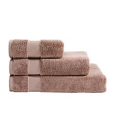 Christy - Natural Hygro cotton towel