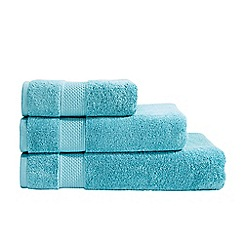 Christy - Aqua Hygro cotton towel