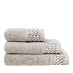 J by Jasper Conran - Hotel silver Kensington towel