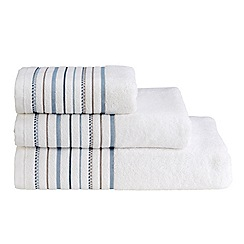 Christy - White Pimlico cotton towel