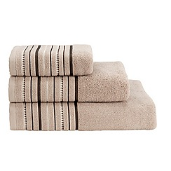 Christy - Natural Pimlico cotton towel