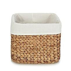 RJR.John Rocha - Natural shelf basket
