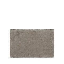 Star by Julien Macdonald - Silver glitter bath mat