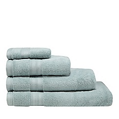 Home Collection - Light Aqua Hygro Egyptian cotton towel