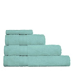 Home Collection - Light blue Hygro Egyptian cotton towels