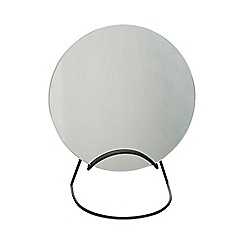 Ben de Lisi Home - Silver wire mirror