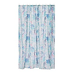 Butterfly Home by Matthew Williamson - Multicoloured monkey shower curtain