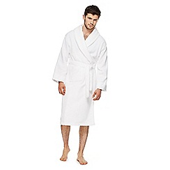 J by Jasper Conran - White dressing gown
