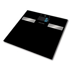 Salter - Black Glass Analyser Scale 9174 BK3R