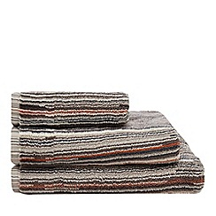 Home Collection - Natural striped towel