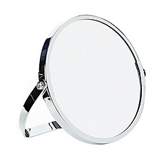 Home Collection - Silver small folding mirror