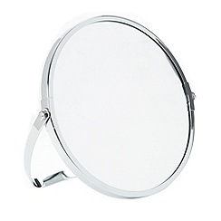 Home Collection - Silver large folding mirror