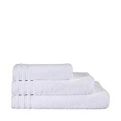 Christy - Christy white 'Soft & Always' towels