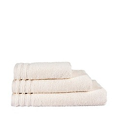 Christy - Christy cream 'Soft & Always' towels