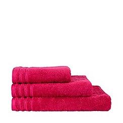 Christy - Christy pink 'Soft & Always' towels
