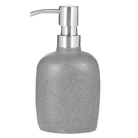 RJR.John Rocha - Light grey soap pump