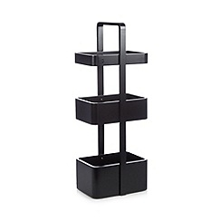 Betty Jackson.Black - Designer black wood caddy
