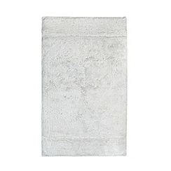 Star by Julien Macdonald - Designer silver studded bath mat