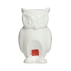 Ben de Lisi Home - Designer porcelain owl tumbler